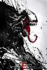 《毒液:致命守护者》艺术剪影海报1