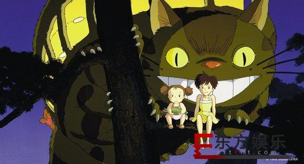 《龙猫》定档12.14,宫崎骏真的来了!