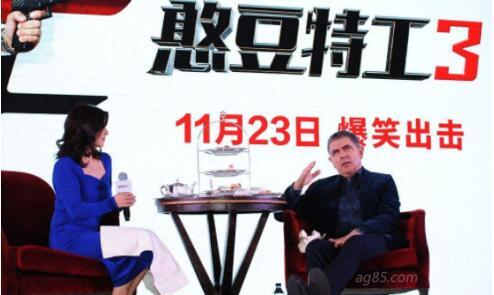 《憨豆特工3》上演AG亚游英式幽默搞笑登场!