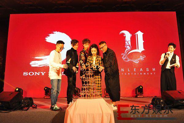 索尼音乐娱乐牵手超强厂牌UNLEASH  实力新星LiCong李聪、Veegee正式加盟