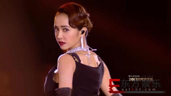 出道20年,百变蔡依林再次相约江苏卫视跨年演唱会