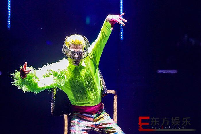 郭富城舞林密码演唱会南京完美收官,绍兴接档热力跨年