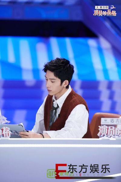 """《演员的品格》井柏然化身""""许仙本仙"""",被新人演员盯到害羞?"""