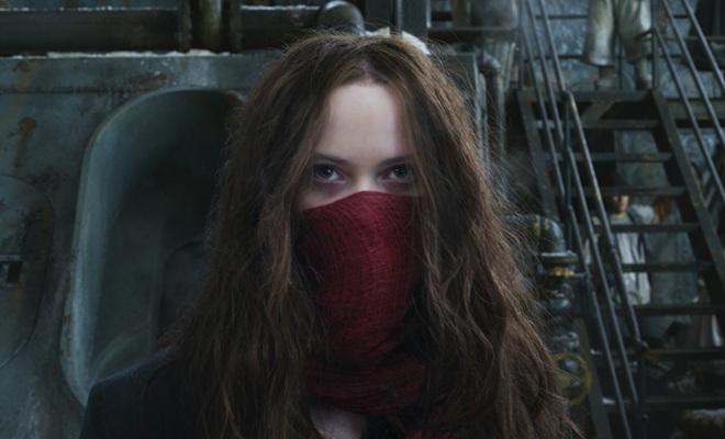 《掠食城市》定档1月18日  《指环王》《霍比特人》原团队打造全新史诗巨制