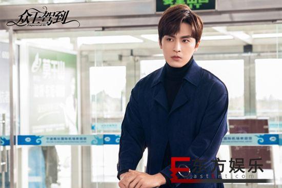 《众王驾到》正式定档1月9日   高泰宇演绎温柔帝王浪漫上线