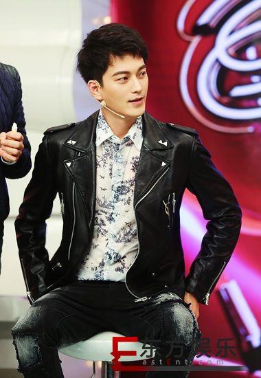 刘帅良受邀安徽卫视《美俏》 《飞驰人生》刑警队长变身精致男生