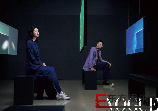 陈燃公布婚讯 与男友合体拍封面大片
