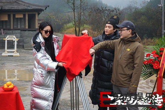 《东海人鱼传》开机邱诗媛饰美人鱼再续前缘
