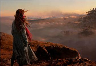 《阿凡达》概念设计师再造未来梦境 《掠食城市》精细呈现3718年的世界