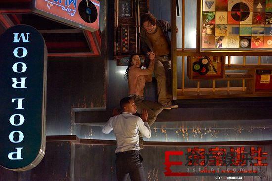 《密室逃生》今日上映,获封年初最佳惊悚片