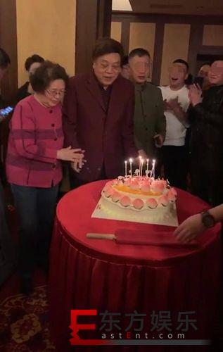 赵忠祥77岁生日 与妻子张美珠结婚已经51年了!