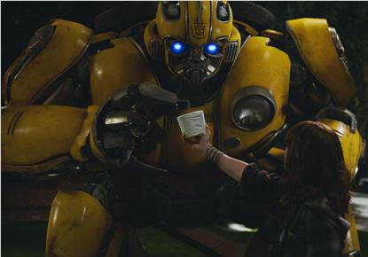 """电影《大黄蜂》票房口碑爆棚密钥延期至3月 陪中国观众""""蜂""""狂过年"""