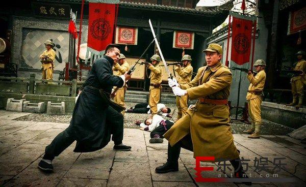 《荡寇》热播 闫巍生动刻画日本军官全剧高能