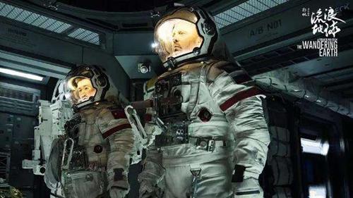 《流浪地球》票房领跑 福布斯预测超2019任何一部好莱坞电影!