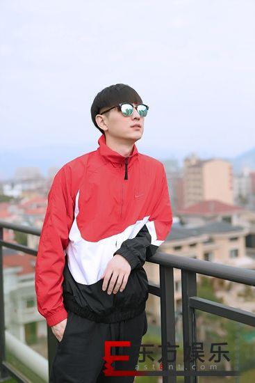 文苡帆COOL BOY运动风写真曝光 风流将军惹人期待!