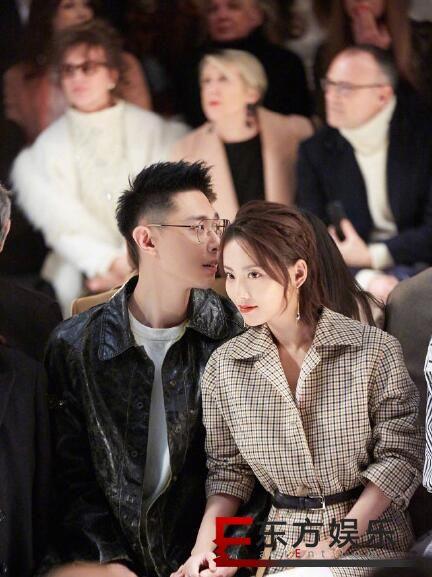 张嘉倪回应拒合影被骂 感谢对方喜欢自己老公!