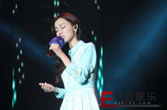 范玮琪翻唱经典歌曲 属于范范的味道打动人心