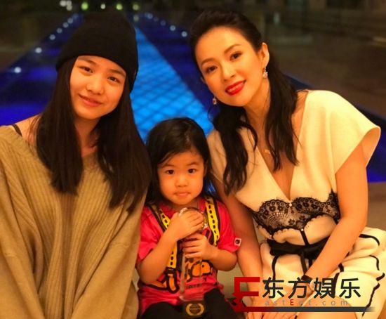 汪峰女儿疑早恋 和童星点赞互动频繁!