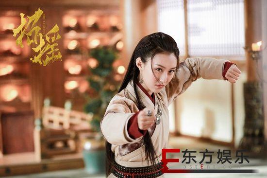 《招摇》怪力少女路十七上线,高萌甜心张鑫演技获赞