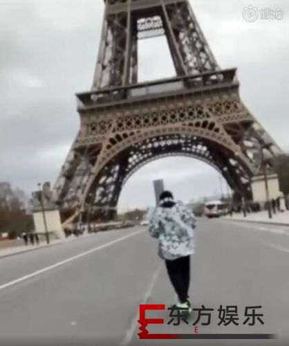 周杰伦滑板游巴黎 周杰伦想写歌是真的吗?