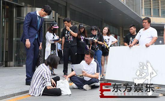 赵宝刚谈影视创作 新剧《青春斗》诠释青春主色调