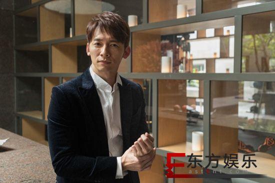 《我们与恶的距离》香港影视节宣传 温升豪感悟人生乐观生活把握当下