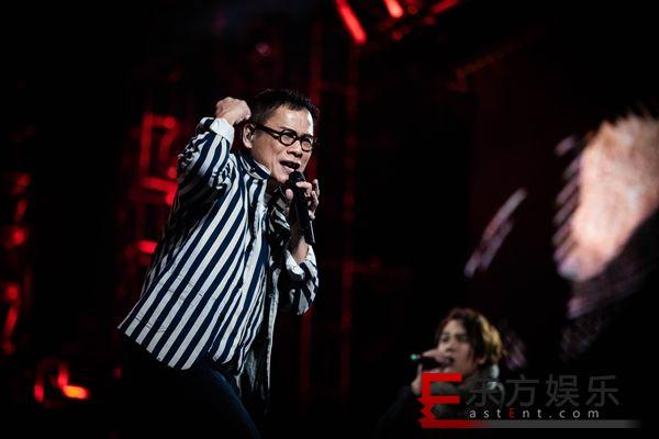 罗大佑巡演迎来北京摇滚旗舰版 万人合唱热血工体场