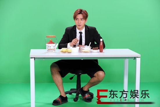 """""""亚洲流行天王""""罗志祥新专辑情歌主打《罗志祥》MV正式上线   首次挑战主播台直播"""