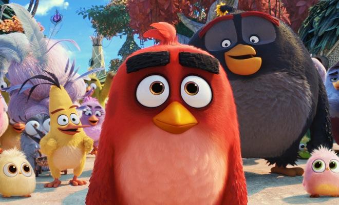 """《愤怒的小鸟2》发布首支国际版预告 """"猪鸟联盟""""欢乐集结合体御敌"""