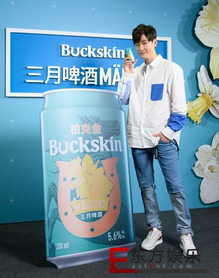 周兴哲首任啤酒品牌年度代言人  积极练舞备战演唱会