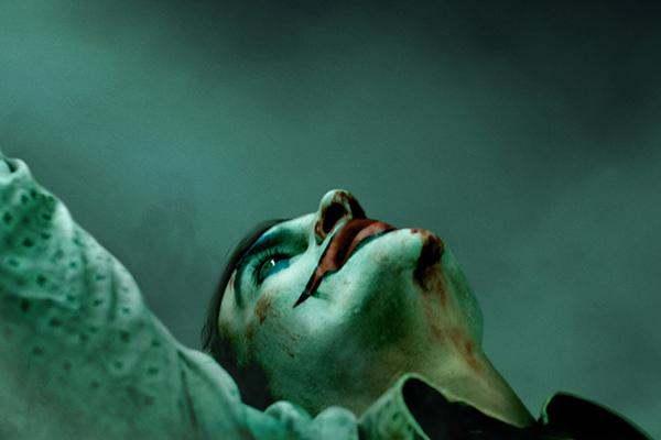 """《小丑》重磅发布全球首款预告海报  """"史上最伟大反派""""邪魅登场"""