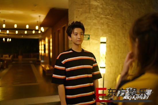 牛骏峰《夜空中最闪亮的星》签约顶级娱乐公司 虐心告白哭戏瞩目