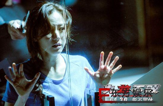 """电影《九龙不败》女警连环遇害  """"九龙探长""""张晋极致追凶"""