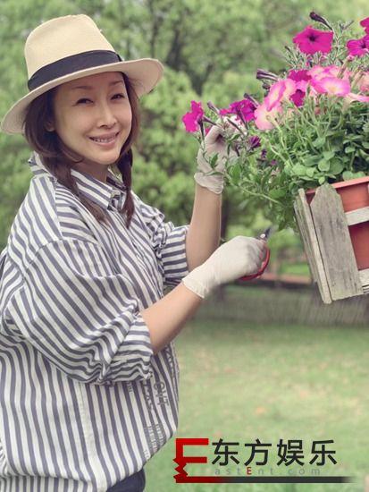 46岁孙悦微博晒图  女性半边天都热了 天后孙悦生活里绽放正能量 全民偶像新模范
