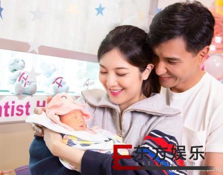 TVB视帝陈展鹏当爸 陈展鹏个人资料起底