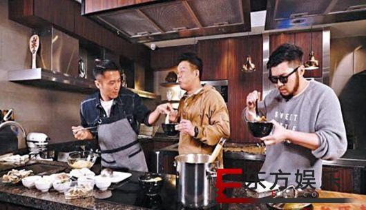 谢霆锋称下厨修行 学会做人不可以太偏执!