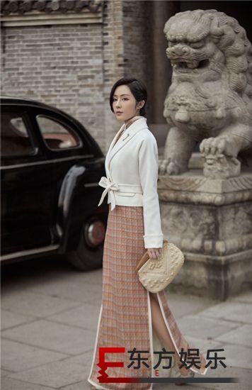 《鬓边不是海棠红》曝光剧照  汤晶媚演绎曾爱玉一世坎坷