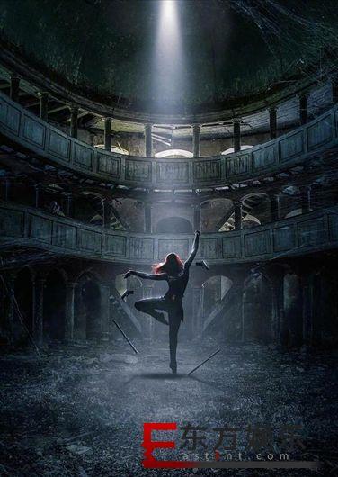 黑寡妇艺术海报曝光 没有你《复联4》的英雄集结还有那么完美吗?