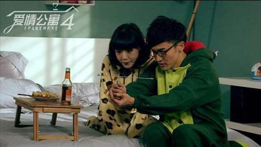 爱情公寓5没有王传君邓家佳 还看得见关谷小姨妈的婚礼吗?