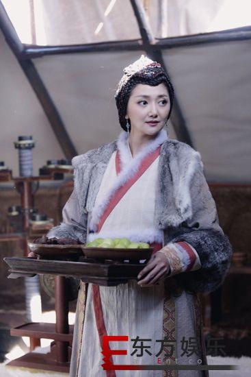 《山海经之上古密约》杀青 陈嫣嫣变身狼族公主温婉大气