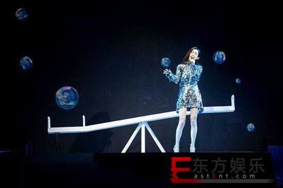 """七年之约!范玮琪母亲节广州演唱会""""在幸福的路上"""""""