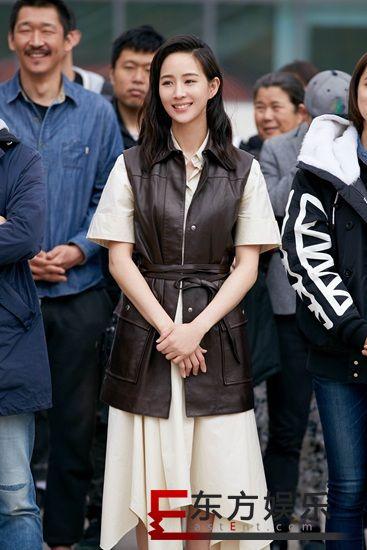 张钧甯电影《八岁的爸爸》青岛开机 首次挑战智障妈妈引期待