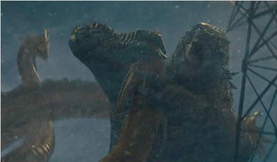 """帝王组织联手哥斯拉""""以兽制兽"""" 怪兽宇宙炸裂升级震撼来袭"""