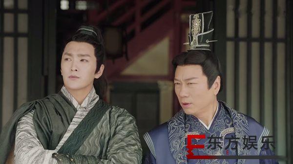 赵振廷新剧《凤弈》开播 精彩演绎反派角色