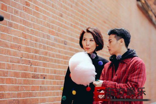 张晋蔡少芬《我最爱的女人们》街头表白 公公婆婆惊喜相聚
