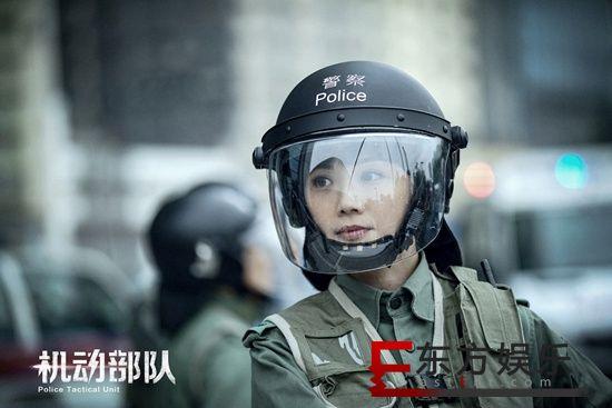 """蔡卓妍《机动部队》大结局  PTU们不负使命""""机动""""到底"""