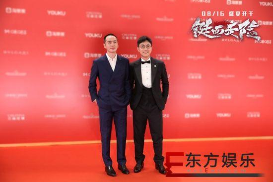 《铤而走险》大鹏亮相闭幕红毯 导演甘剑宇感恩收获提名