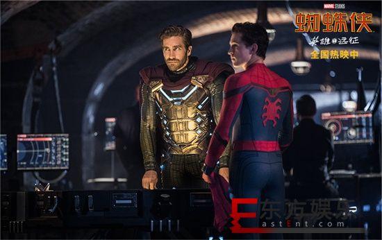 《蜘蛛侠:英雄远征》国内票房破11亿 成最卖座漫威单人超英电影