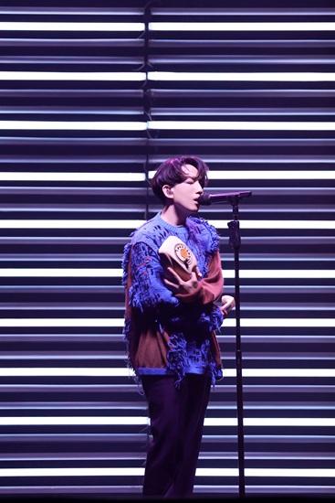 林宥嘉携idol巡演合肥开唱 歌单更新现场解锁《残酷月光》