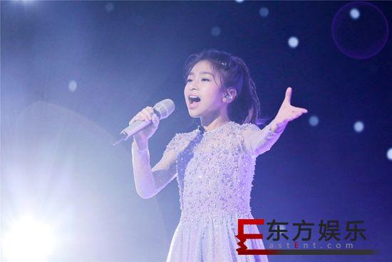 《巅峰之夜》高天鹤鼎力相助歌剧摇滚反差女 天才少女谭芷昀再现天籁童声